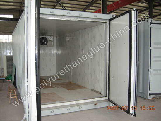 ... cold room panel glue  cold storage room panel glue  cold storage room sandwich panel glue  insulated panel glue  insulated wall panel glue ... & Easybond Specific Adhesive Limited